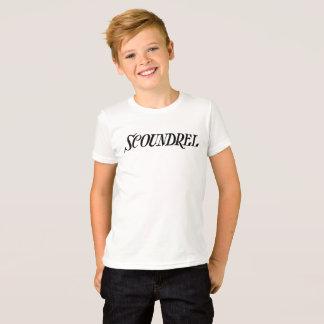 Camiseta Sinvergüenza - deje el mundo saber su hasta no