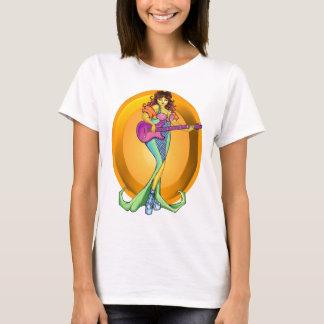 Camiseta Sirena del miedo