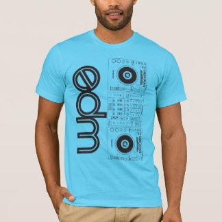 Camiseta Sistema de EDM DJ