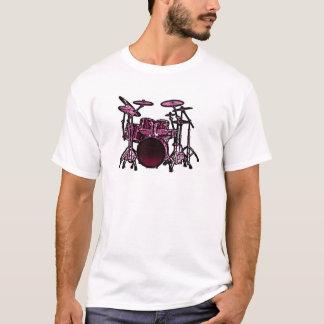 Camiseta sistema del tambor