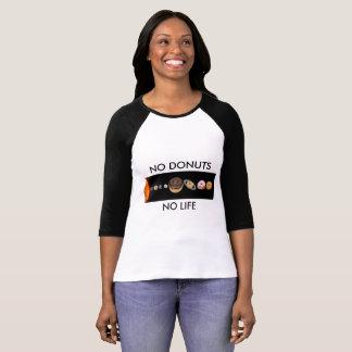 Camiseta Sistema Solar de los anillos de espuma