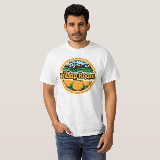 Camiseta sitio de bomba famoso