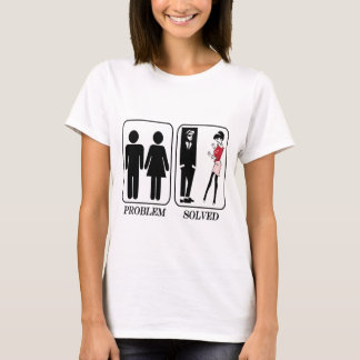 Camiseta Ska solucionado problema