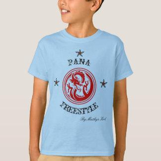 Camiseta skate streetwear