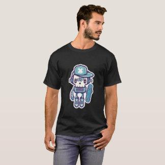 Camiseta skull boy