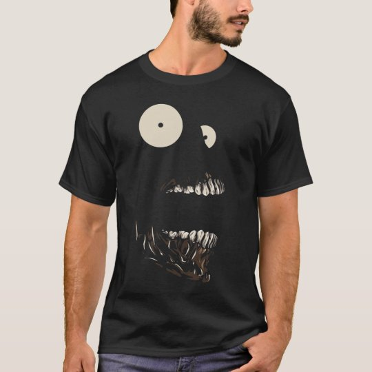 Camiseta Skull Teeth