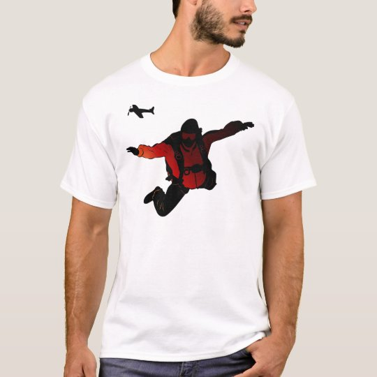 Camiseta Skydiver