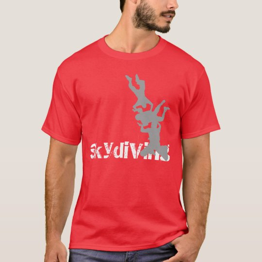 Camiseta Skydiving