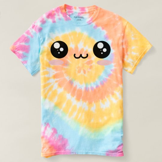 Camiseta Smile face cute