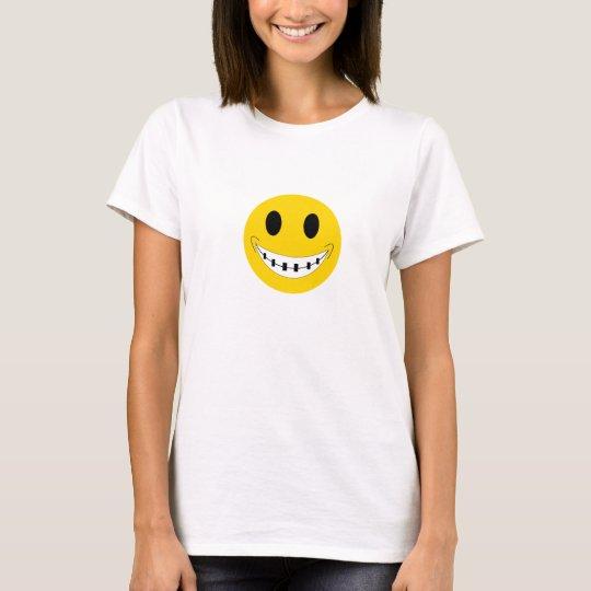 Camiseta SMILEY braces