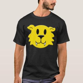 Camiseta Smiley del hombre lobo