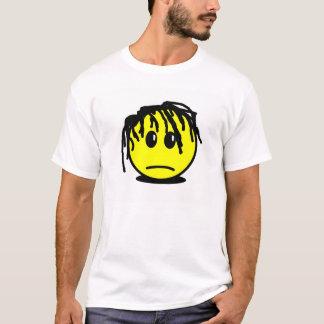 Camiseta smiley jamaicano