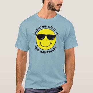 Camiseta Smiley que parece fresco en su estado