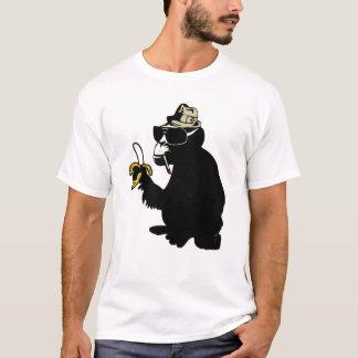 Camiseta smoking genial monkey