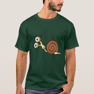 Camiseta Snail