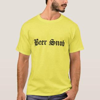 Camiseta Snob de la cerveza