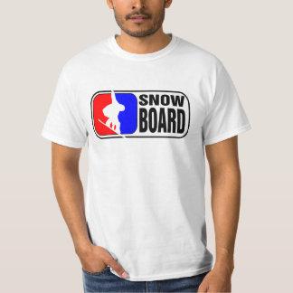 Camiseta Snowboard