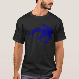 Camiseta Snowboarder shadow