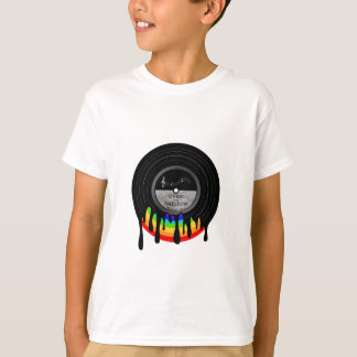 Camiseta Sobre el arco iris