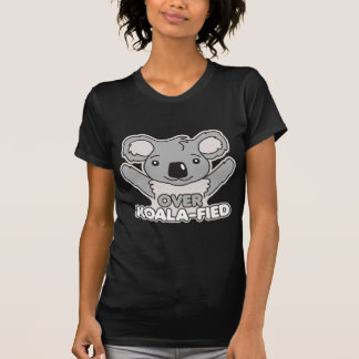 Camiseta Sobre Koala-Fied
