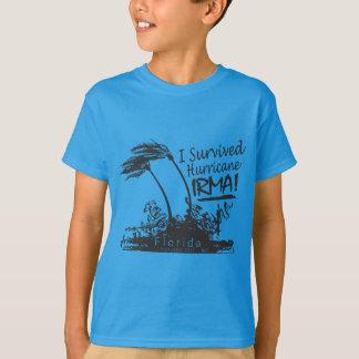 Camiseta Sobreviví el huracán Irma