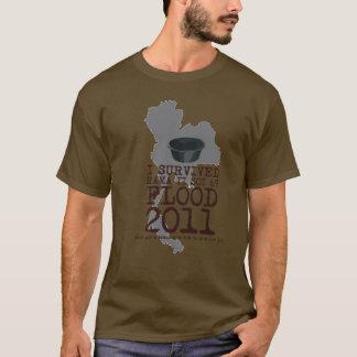 Camiseta Sobreviví la inundación 2011 de Soi 69