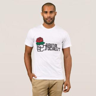 Camiseta socialista brutal de American Apparel