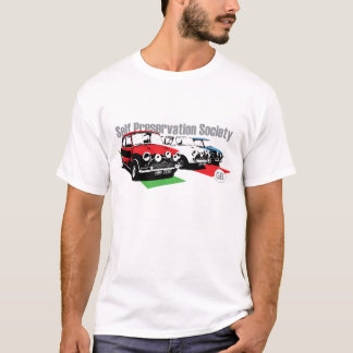 Camiseta Sociedad del instinto de conservación