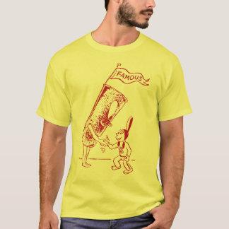 Camiseta Sociedad famosa