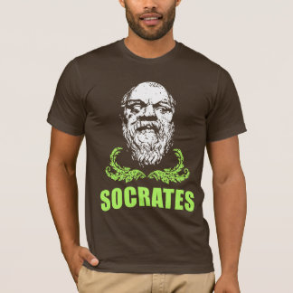 Camiseta ¡Sócrates!