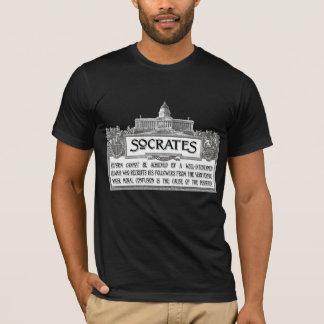 Camiseta Sócrates en reformadores
