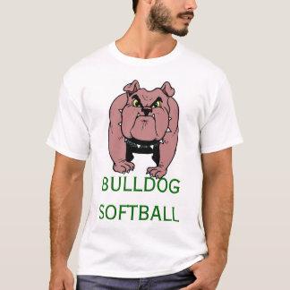 Camiseta Softball del dogo