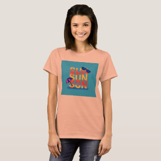 Camiseta SOL BRILLANTE por Slipperywindow
