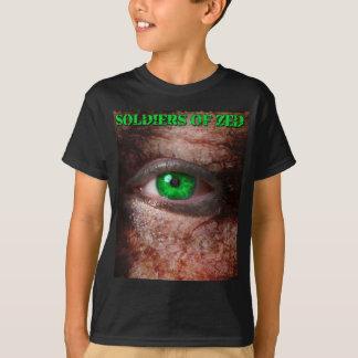 Camiseta Soldados edición de la cubierta de la ZETA de la