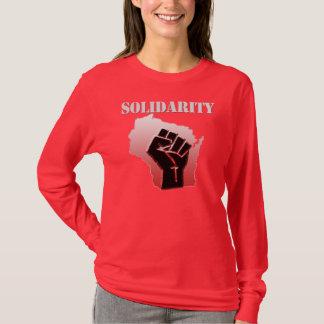 Camiseta Solidaridad Wisconsin