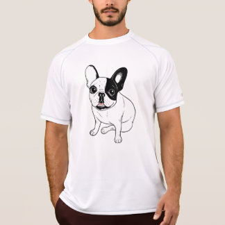 Camiseta Solo Frenchie de varios colores Brindle