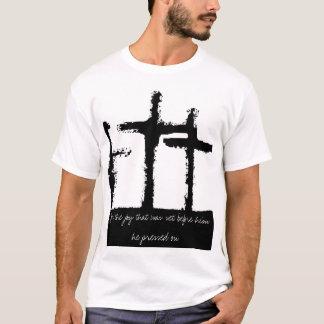 """Camiseta """"Sombra"""" por Michael Crozz"""