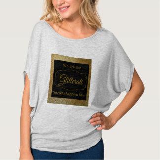 Camiseta somos el éxito de GLITTERATI sucedemos aquí