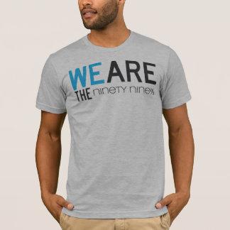 Camiseta Somos el noventa y nueve por ciento