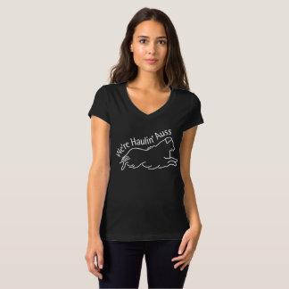 Camiseta Somos Haulin Auss (el tipo blanco)