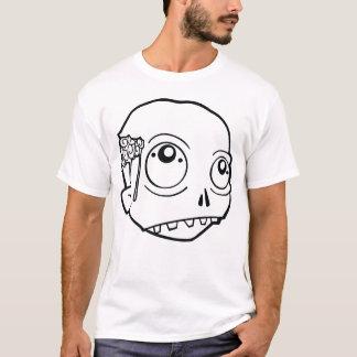 Camiseta Somos logotipo de los zombis