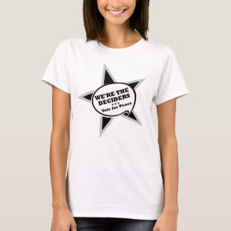 Camiseta Somos los Deciders