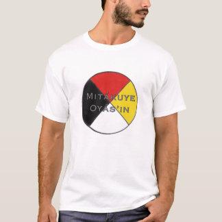 Camiseta Somos todos de los hombres de Mitakuye Oyasin