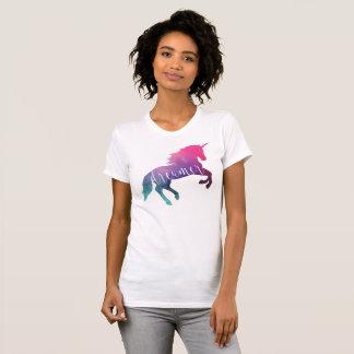 Camiseta Soñador de la galaxia del espacio de la chispa del