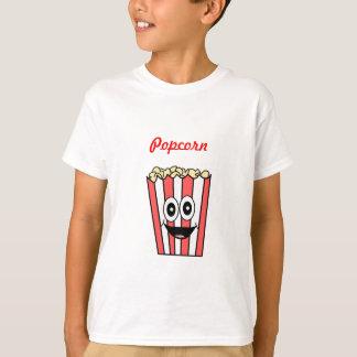 Camiseta sonrisa de las palomitas