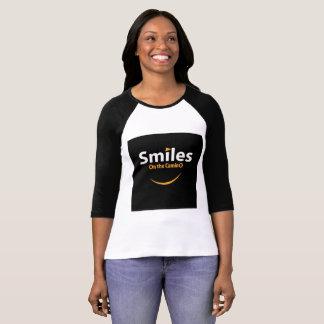 Camiseta Sonrisas en el Camino