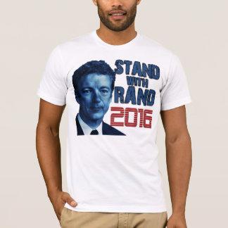 Camiseta Soporte con el rand