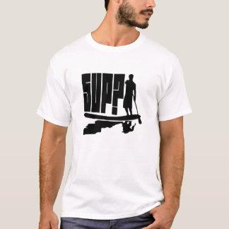 Camiseta ¿SORBO? Silueta de los Paddlers