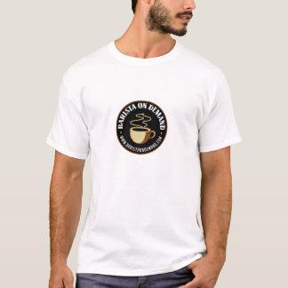 Camiseta sostenible a pedido de Barista