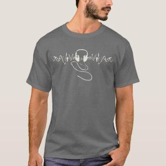 Camiseta Soundwaves